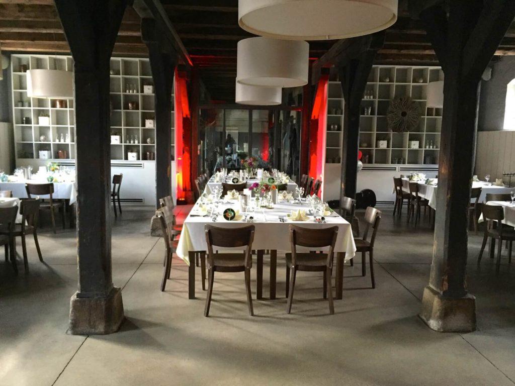 Hochzeitsfeier Kloster Möllenbeck