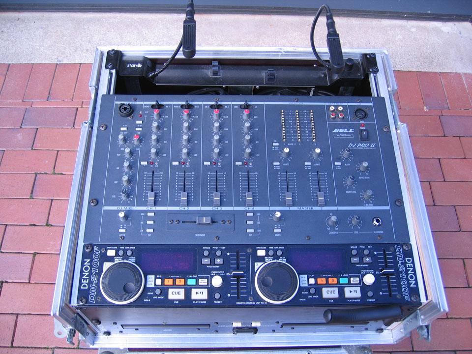 Bell DJ Pro III