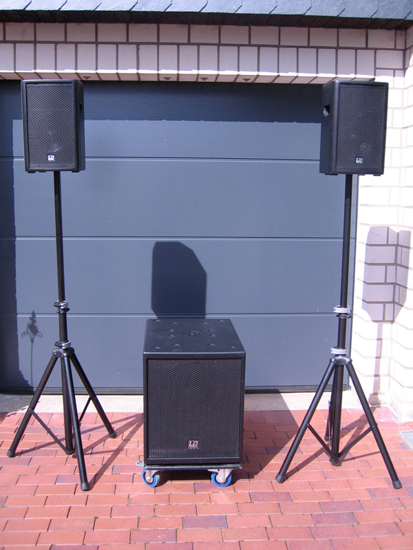LD SYSTEMS DAVE 15 G2